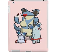 Number 29, 30 and 31 iPad Case/Skin