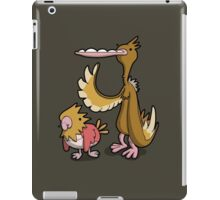 Number 21 and 22 iPad Case/Skin