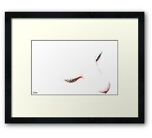 Those Bedroom Eyes... Framed Print
