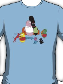 The Barbasimpsons T-Shirt