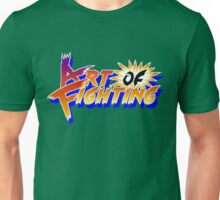 Art of Fighting (Arcade) Title Screen Unisex T-Shirt