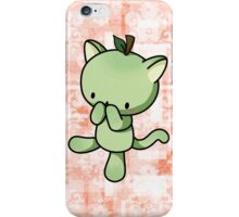 Pear Kitty iPhone Case/Skin