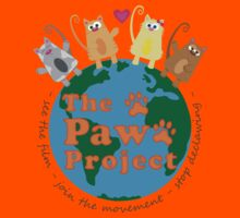 Safe World for Cats - The Paw Project Kids Clothes