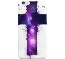 Galaxy Cross iPhone Case/Skin