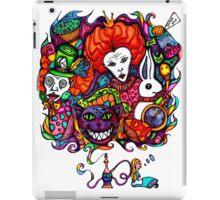 Alice & Hookah iPad Case/Skin
