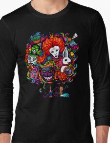 Alice & Hookah Long Sleeve T-Shirt