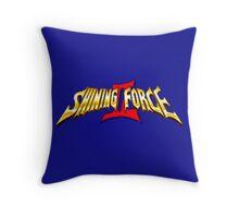 Shining Force 2 (Genesis) Title Screen Throw Pillow