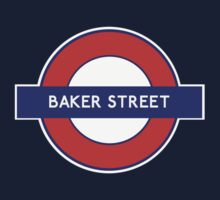 Baker Street Anyone? T-Shirt