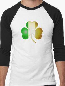 Clover Men's Baseball ¾ T-Shirt