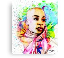 Strength Canvas Print