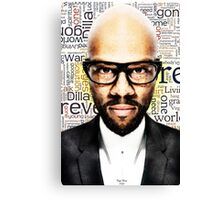 Common Canvas Print