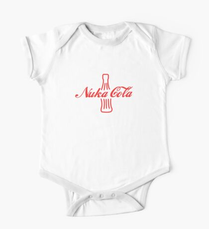 Nuka Cola Neon Sign (no Glow) One Piece - Short Sleeve