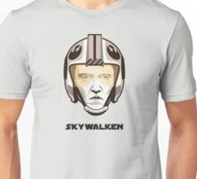 "Christopher Walken - ""Skywalken"" Unisex T-Shirt"