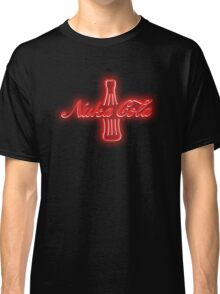 Nuka Cola Neon Sign Classic T-Shirt
