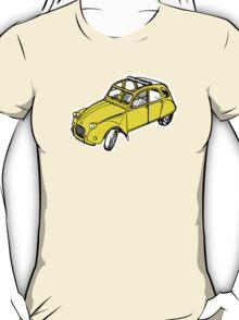 citroen 2 cv  T-Shirt