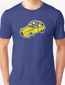 citroen 2 cv  Unisex T-Shirt