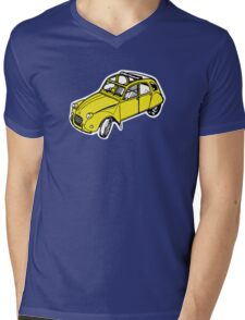 citroen 2 cv  Mens V-Neck T-Shirt