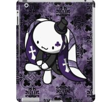 Princess of Clubs White Rabbit iPad Case/Skin