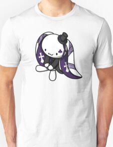 Princess of Clubs White Rabbit Unisex T-Shirt