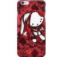 Princess of Diamonds White Rabbit iPhone Case/Skin