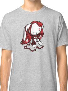 Princess of Diamonds White Rabbit Classic T-Shirt