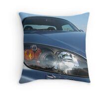 S2000 headlights Throw Pillow