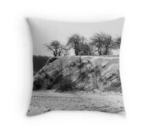 Waterside Orchards Throw Pillow