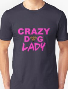 crazy dog lady, dogs, funny Unisex T-Shirt