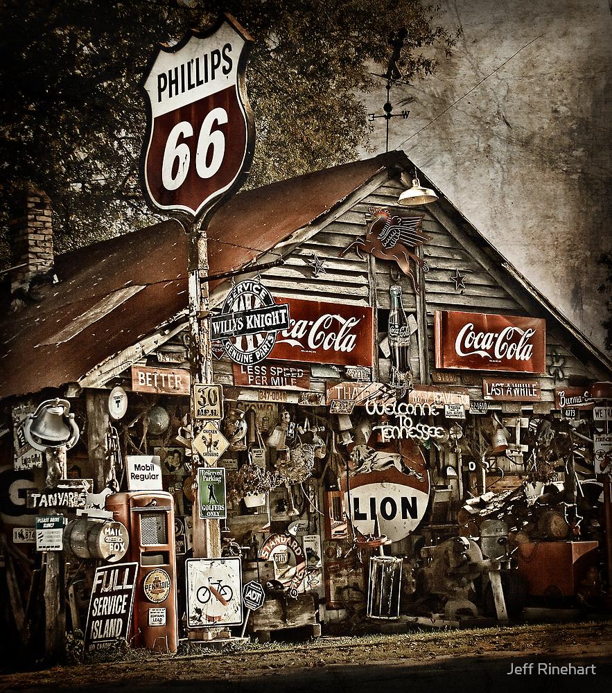 66 Station by Jeff Rinehart