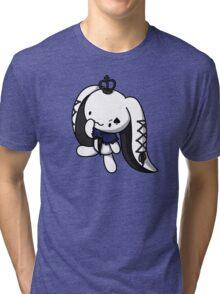 Princess of Spades White Rabbit Tri-blend T-Shirt