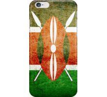Kenya - Vintage iPhone Case/Skin
