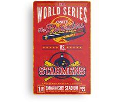 World Series 19XX Metal Print