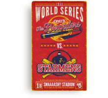 World Series 19XX Canvas Print