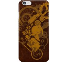 Steampunk Bunny iPhone Case/Skin