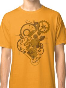 Steampunk Bunny Classic T-Shirt