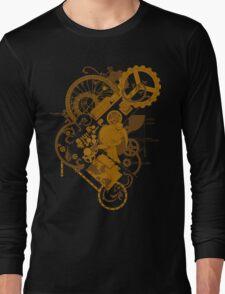Steampunk Bunny Long Sleeve T-Shirt