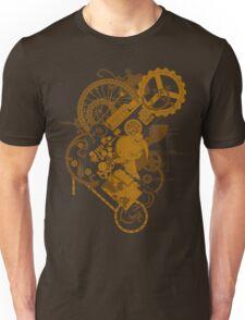 Steampunk Bunny Unisex T-Shirt