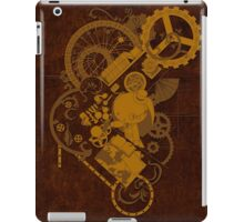 Steampunk Bunny iPad Case/Skin