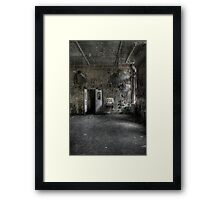 Ward Wall Framed Print