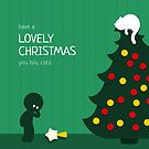 Christmas by Hylke Bons