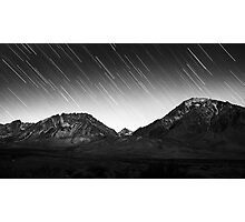 The Sierra Stars Photographic Print