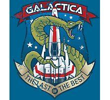 Battlestar Galactica - Viper - The last of the best Photographic Print