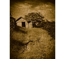 The Old House Photographic Print