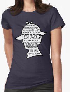 Sherlock's Hat Rant - Dark T-Shirt