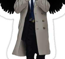Weeping Cas Sticker