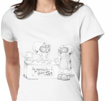 Lemonade Stand Womens Fitted T-Shirt