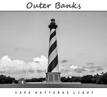 Bodie Island Light - Outer Banks. by America Roadside.