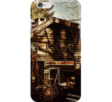 Alligerville Blacksmith iPhone Case/Skin
