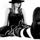 Top Hat 4 by Gabriel Martinez