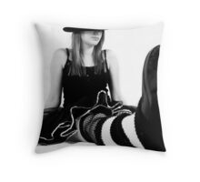 Top Hat 4 Throw Pillow